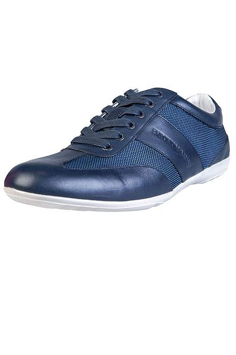 Emporio Armani Zapatillas X4C475-XL196: Amazon.es: Zapatos y complementos