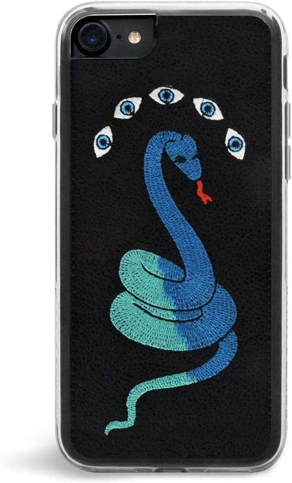 ZERO GRAVITY iPhone 7/8/SE (2nd Gen) Snake Eyes Phone Case - 360° Protection, Drop Test Approved - Custom Fitted Frame