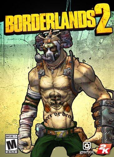 Amazon com: Borderlands 2: Psycho Party Pack DLC [Online