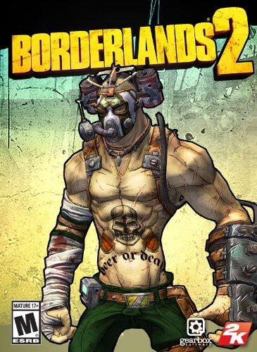 Borderlands 2: Psycho Party Pack DLC [Online Game Code]