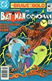 The Brave and the Bold #197 The Original 1983 Wedding of Batman and Catwoman