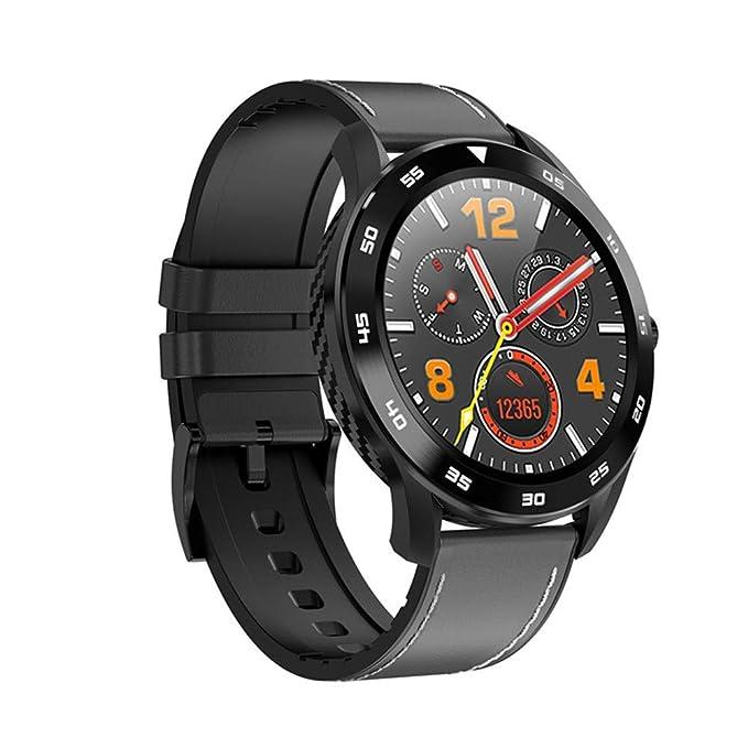 Amazon.com: Reloj inteligente DT98 IP68 impermeable 1.3 ...