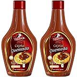 Cajeta Quemada - Gourmet Goat Milk Caramel Spread 23.1 oz (2 Pack)