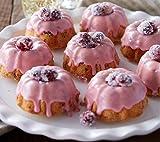 24-Pcs Reusable Silicone Pumpkin Shape Donuts