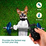 [Upgraded 2020] Dog Training Collar with Remote - Shock Collar for Dogs Range 1600 feet, Vibration Control, Rechargeable Bark E-Collar - IPX7 Waterproof for Small, Medium, Large Dogs, All Breeds 14