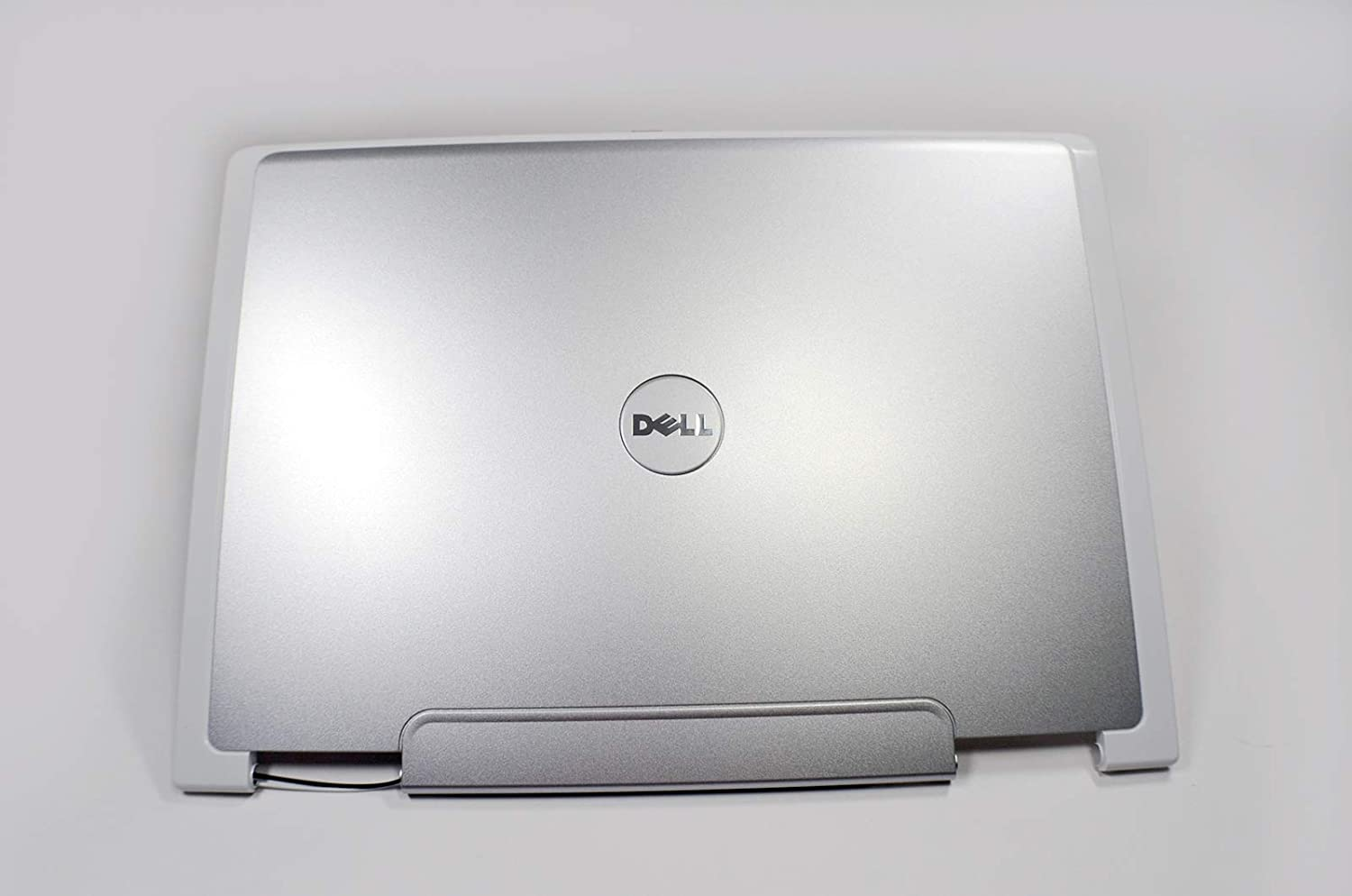 New Genuine OEM for Dell Inspiron 630M 640M E1405 XPS M1405 Laptop 14.1 Inch Rear Back Silver Cover Lid JC069