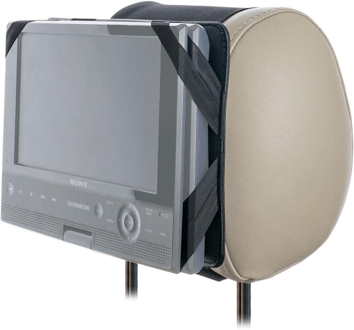 TFY - Soporte para reposacabezas de Coche para Reproductor de BLU-Ray portátil Sony BDPSX910: Amazon.es: Electrónica