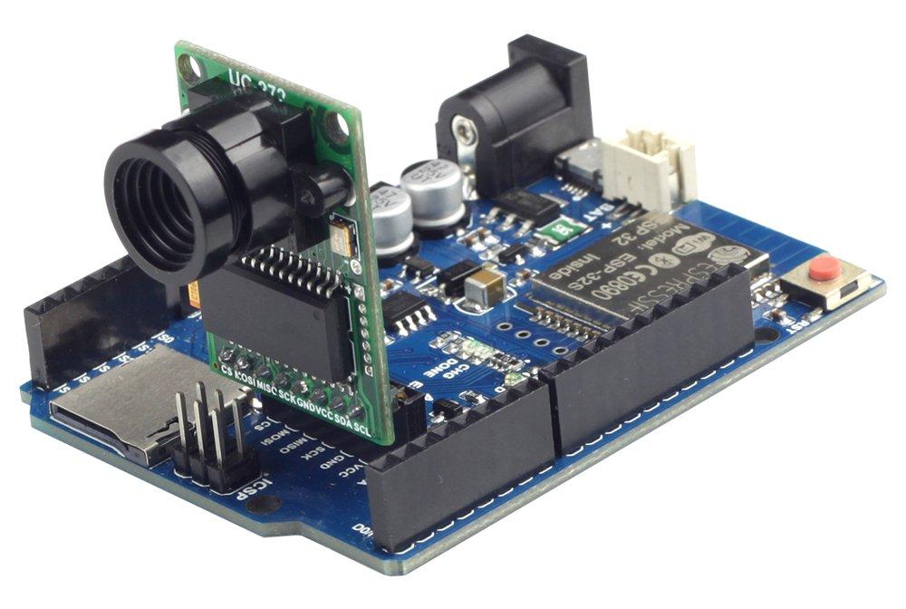 Arducam ESP32 UNO Board for Arducam Mini Camera Module Compatible with Arduino UNO R3 by Arducam (Image #3)