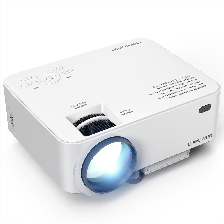 DB POWER Video Proyector Multimedia Home Theater de 1500 lumens ...