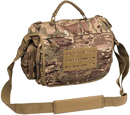 Mil-tec Tactical Paracord Bag large bandolera bolso bandolera