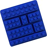 Ice Cube Tray Silicone Moulds, Candy Moulds, Chocolate Moulds, for Kids' Partries and Building Themes