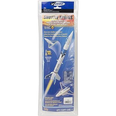 Estes 2183 Shuttle Xpress Flying Model Rocket Kit: Toys & Games