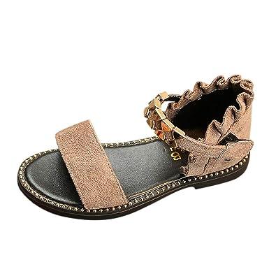 Amlaiworld Sandalias niña Zapatos Bebe Verano Sandalias para Recién ...