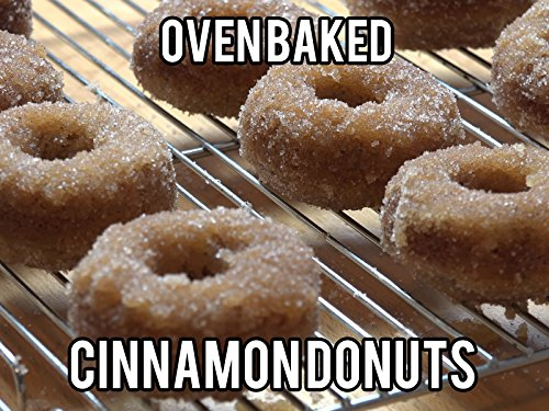 - Oven Baked Cinnamon Donuts