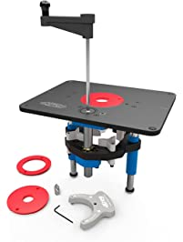 Router Tables Amazon Com Power Amp Hand Tools Router