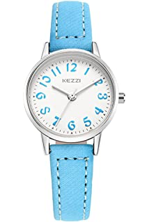 20c7a1ea8f Timex Kid's T79081 Quartz Watch with White Dial: Timex: Amazon.co.uk ...