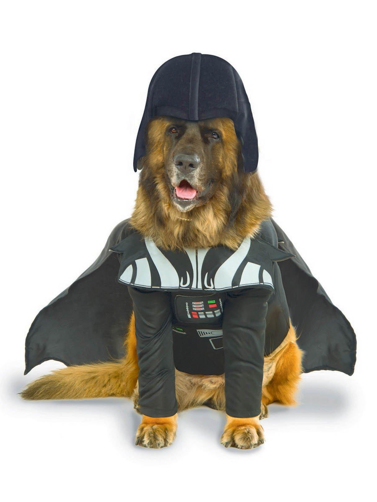 Rubie's Star Wars Darth Vader Big Dog Boutique, XX-Large