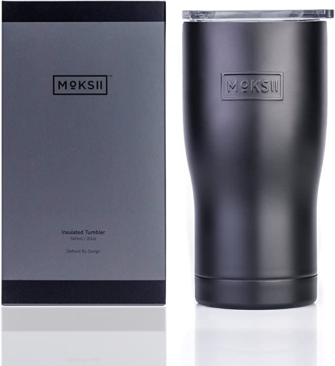 Promixx MoKSII Stainless Steel Insulated Travel Tumbler