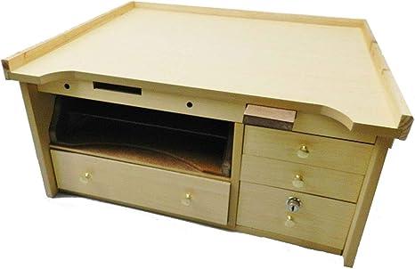 Joyeros banco mesa de trabajo Top Joyería Reparación Reloj Hobby ...