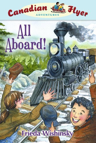 Download Canadian Flyer Adventures #9: All Aboard! PDF