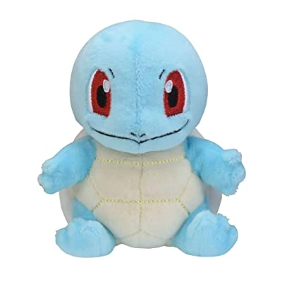 Pokemon Sitting Cuties Squirtle Exclusive 4.75-Inch Plush: Toys & Games