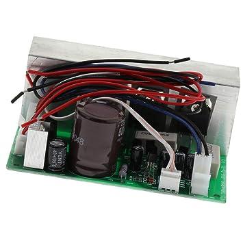 Baoblaze 100W Mono Digital Tablero Módulo Amplificador de Audio de Potencia AMP DC 12-24V