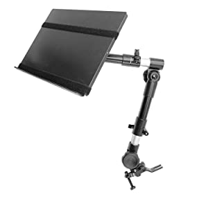 AA-Products T-70N Notebook/ Laptop/Netbook Computer Mount Holder Stand For Trucks/Vans/Cars/SUVs