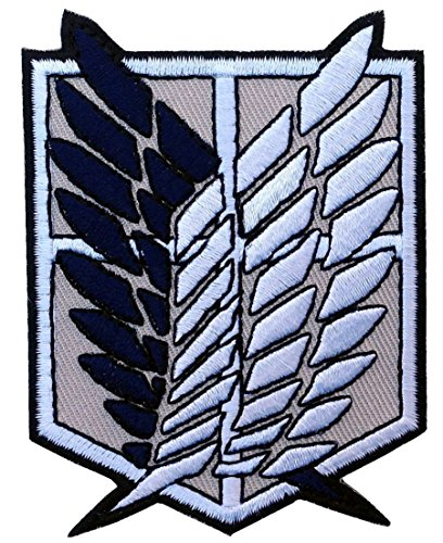 n Corps Wings Backpack Ballcap Patch (Recon Wing)