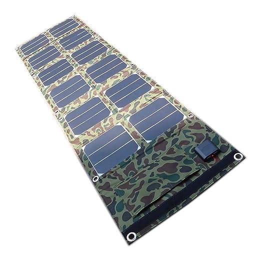 HYLMM Panel del Cargador Solar 40w Cargador Solar Teléfono ...