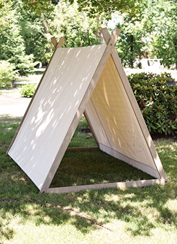Grand Expedition Tent by Bourbon Moth Woodworking (Image #4)