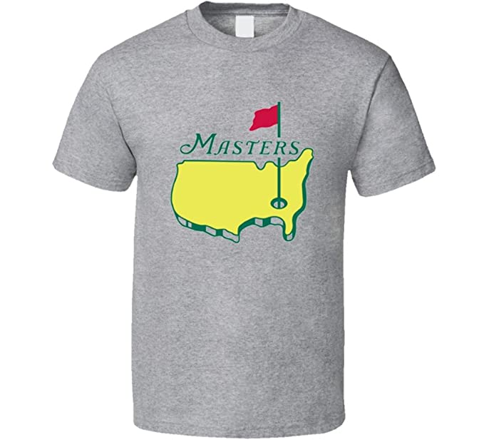 555e9290 Image Unavailable. Image not available for. Color: Perfect Fit T Shirts  Masters Tournament Augusta National Golf Grey T Shirt S Sport Grey