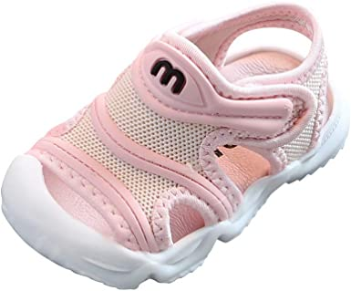 Baby Shoes,Voberry Fashion Baby Kids Shoes Child Boys /& Girls Sandals Sport Cool Summer Shoes