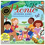 eeBoo The Picnic Spinner Game