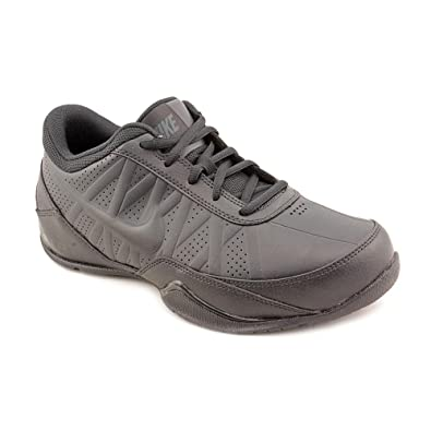 new style 61370 2adfd Nike Air Ring Leader Low (7.5, Black   Black)
