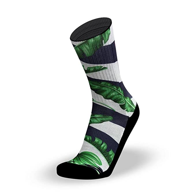 Lithe Stripped Garden Women´s Sublimotion Calcetines Verdes Green Socks