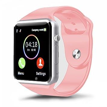 Reloj inteligente deportivo Smartwatch de Vitalite con Bluetooth modelo A1 para móviles Samsung, Xiaomi,