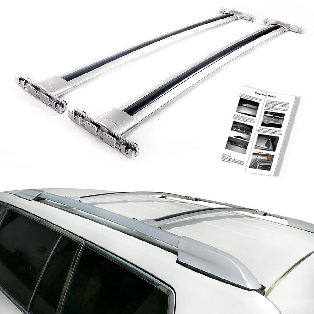 CobraTuning CRT4R Roof Rack Cross Bars 2-pcs Toyota 4Runner 2010-2017