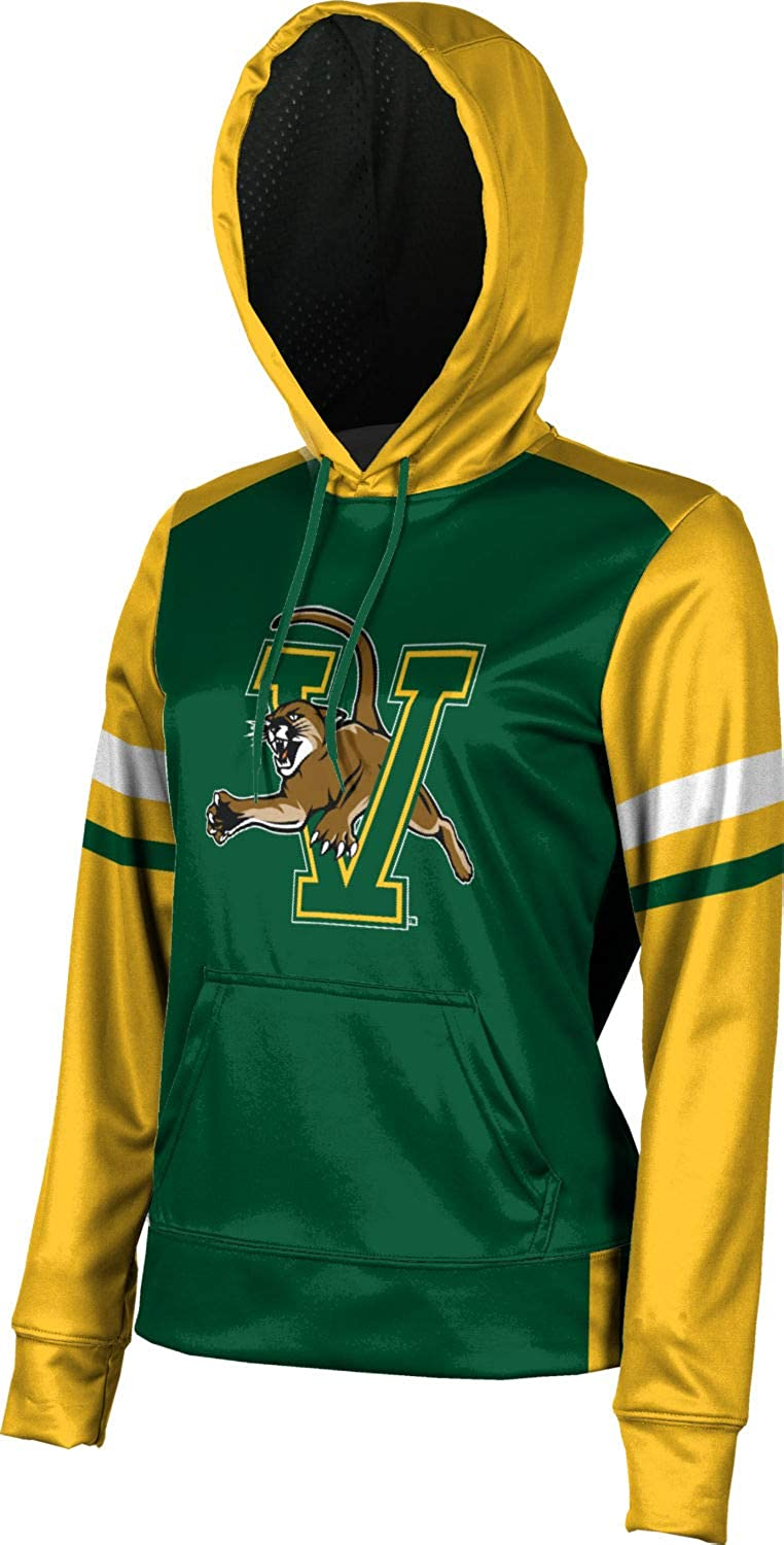 Heathered School Spirit Sweatshirt ProSphere University of Vermont Girls Pullover Hoodie