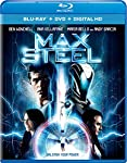 Cover Image for 'Max Steel [Blu-ray + DVD + Digital HD]'