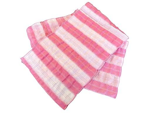 2106528924d857 Amazon   着物美人 女の子 女児 子供 へこおび 兵児帯 女の子浴衣帯 ...
