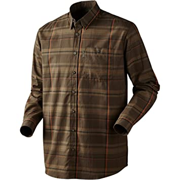 Seeland - Camisa de Hammond País en otoño de Valle Check 14 02 088 ...