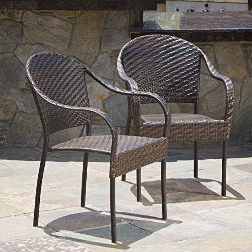 ckable Wicker Dining Armchairs (Stackable Wicker Chairs)