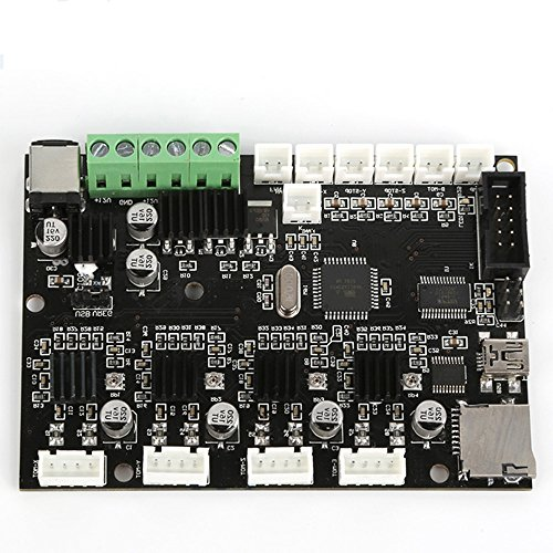Luxnwatts 3D Printer Mainboard for CR-10 3D Printer Accessory Creality Circuit Board