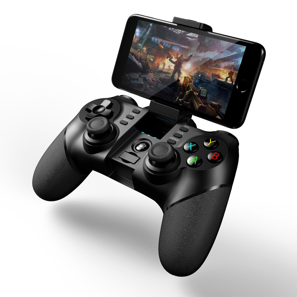 Microware ipega PG-9076 Bluetooth & 2.4G Wireless Version Gamepad Controller Joystick for PC iPhone iPad Samsung Galaxy Note HTC LG iOS Android System Devices (B078Z7NCQ2) Amazon Price History, Amazon Price Tracker
