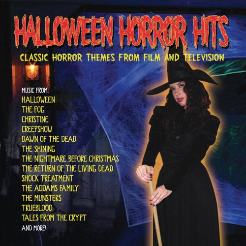 HALLOWEEN HORROR HITS - Classic Horror Themes from Film and -