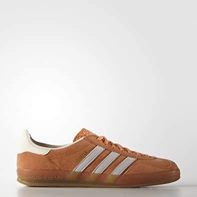 a6336f895b5 Adidas Gazelle Indoor S74852 Trainers in Tropic Melon White Gold (9 ...