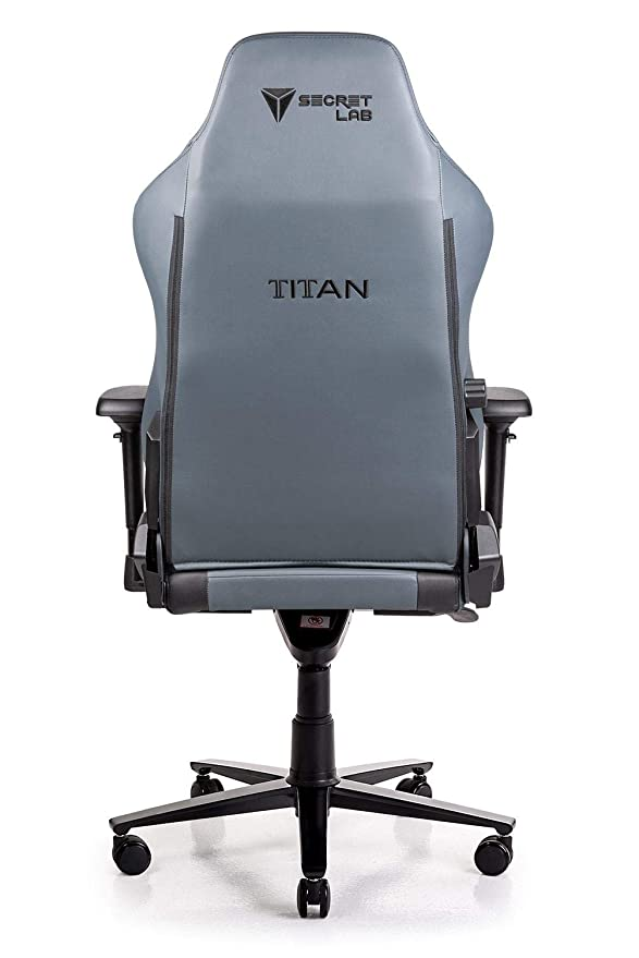 Amazon.com: Secretlab Titan Prime PU Leather Ash Gaming Chair: Kitchen & Dining