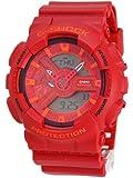 [カシオ] CASIO 腕時計カシオ【G-SHOCK】ブルー&レッドシリーズ GA-110AC-4A(GA-110AC-4AJF同型) [逆輸入品]