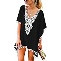 Amazon Best Sellers: Best Women's Swimwear Cover Ups
