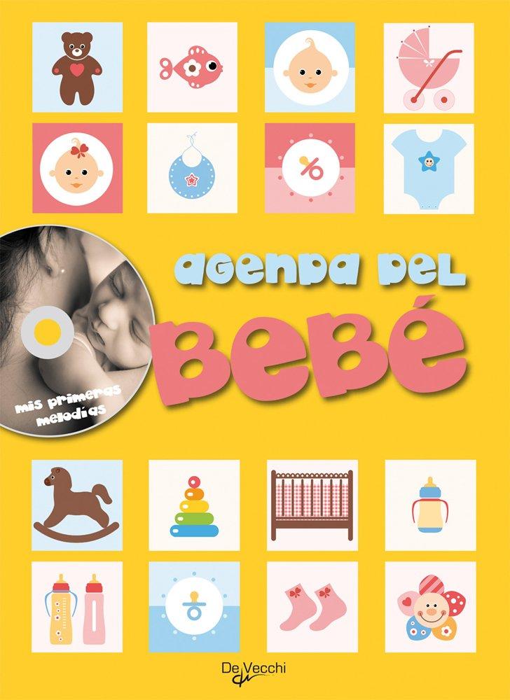 Agenda del bebe + cd (Spanish Edition): Jacques Thomas ...